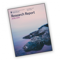 Cover of 2019 Research Report